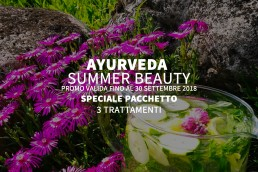 AYURVEDA SUMMER BEAUTY PROMO