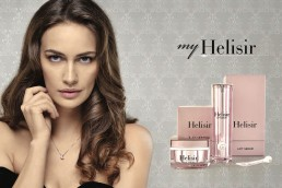 helisir i prodotti di cosmetica di lusso a base di bava di lumaca